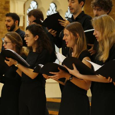 Music for Freedom | Rosslyn Hill Chapel London | Tue 23rd