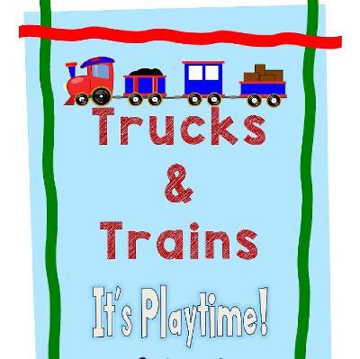Trucks and Trains Half Term Event
