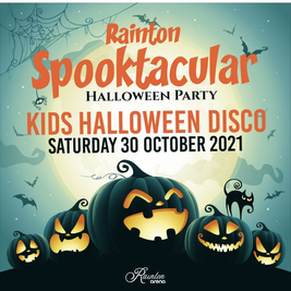Rainton Spooktacular Halloween Party