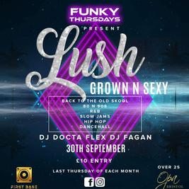 Lush Grown n Sexy