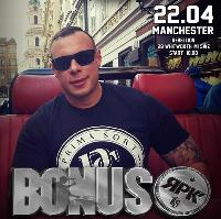 Bonus RPK w Manchester