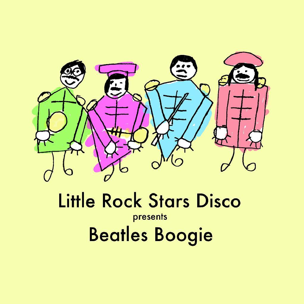Little Rock Stars Disco presents Beatles Boogie