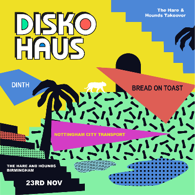 Disko Haus Hare & Hounds Takeover
