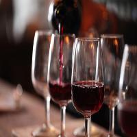 Red Wine Tasting Evening