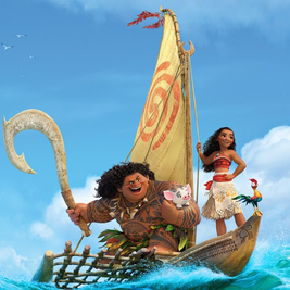 Moana (PG) @ South Manchester Cinema Club