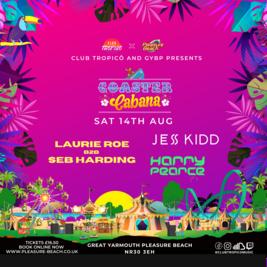 CoasterCabana 2021 - 14 AUGUST