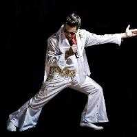 New Years Eve with Elvis & Belly Dancer!!