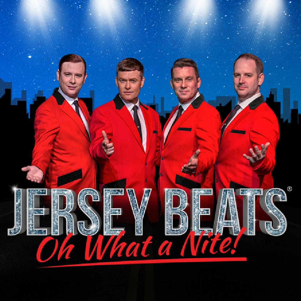 The Jersey Beats: Oh What A Nite!