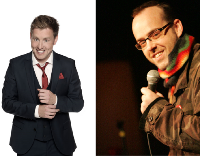 Chortle Kombat Comedy presents Andrew Ryan and Seymour Mace