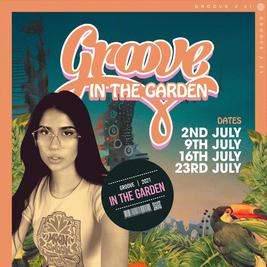 Groove In The Garden