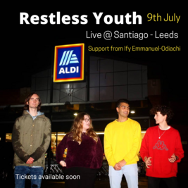 Restless Youth - Live @ Santiago