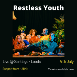 Restless Youth - Live @ Santiago