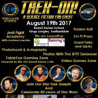 Trek-On! - A Science Fiction Fan Event