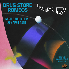 Drug Store Romeos - Socially Distanced Show