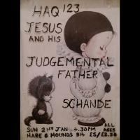 HAQ123 & Jesus and His Judgemental Father