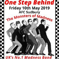 One Step Behind - Madness Tribute Night