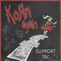 Korn Again Live @ Hangar 18 Music Venue - Swansea