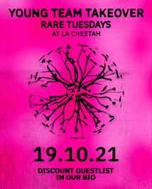 RARE Tuesday: The Young Team Takeover