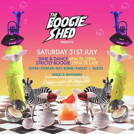 The Boogie Dine & Dance