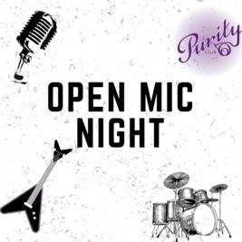 Open Mic Night - FREE EVENT!