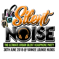 Silent Noise - The Ultimate Urban Silent Headphone Party