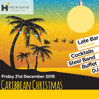 Caribbean Christmas Party