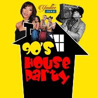 90'S House Party @ Yankee Lounge (Hudds)