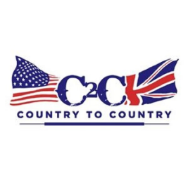 Country to Country | The O2 London  | Sun 14th March 2021 Lineup
