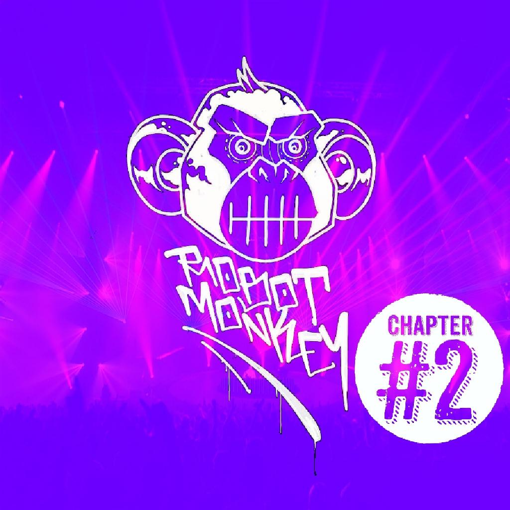 DND Productions Present - Robot Monkey Chapter 2 Warehouse Rave