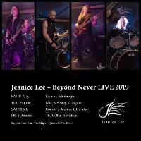 Jeanice Lee - Beyond Never LIVE - Glasgow