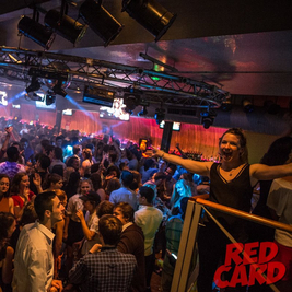 REDCARD - BEACH PARTY - 29TH SEPTEMBER