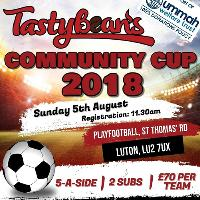 Community Cup 2018