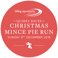 Quirky Races Christmas Mince Pie Run