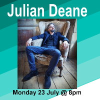 Julian Deane at the Oxford Festival Fringe Preview Comedy Fest