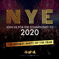 Digital New Years Eve - The Countdown to 2020