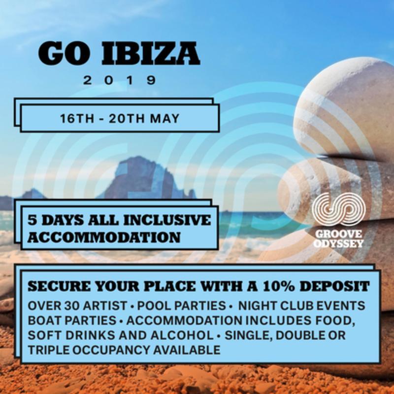 e217249b5 Groove Odyssey Ibiza Weekender 2019 with Joey Negro - DJ Spe