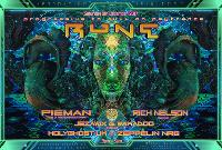 RUNE with guests Pieman & Rich Nelson