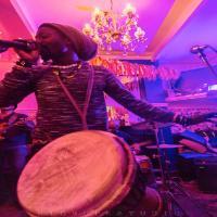 The Exhibit Reggae Band Jam Night