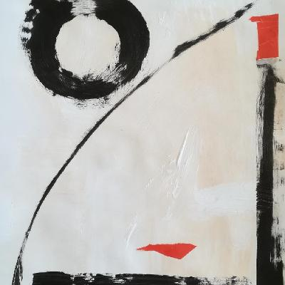 Abstract art exhibition 'Life on a Spectrum' explores autism through the eyes of an autistic artist through the visual form of mixed media on paper.