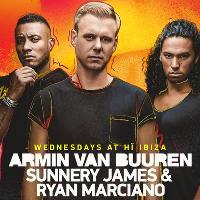 Armin van Buuren + Sunnery James & Ryan Marciano Closing Party