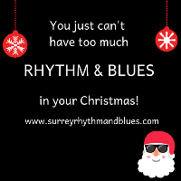 Rhythm and Blues Christmas Party