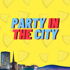 Party In The City by CRANK & TAKE IT BACK