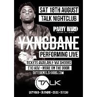 Party Hard Festival with Yxng Bane Live