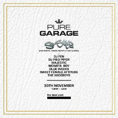 Pure Garage London