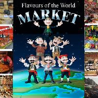 Flavours of the World Market in Exmouth