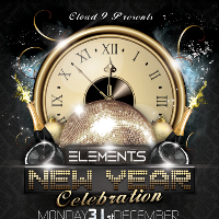 ELEMENTS New Year Celebration