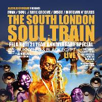The South London Soul Train Fela Kuti Special w/Bukky Leo (Live)