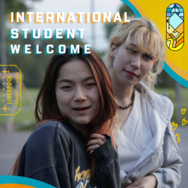 Tour for the International Student Welcome