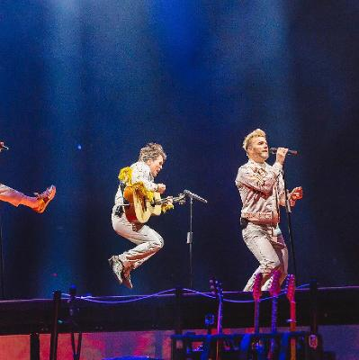 Take That on the big screen in Glasgow for one night only!