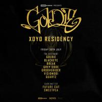 Goldie XOYO Residency (Week 2)
